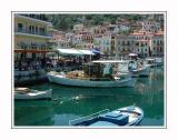 Gythio,fishing village