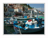 Gythio,fisherman harbour