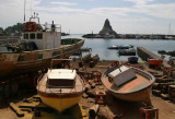 Aci Castello;time for restoration,season is coming