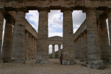 Segesta,Greek temple