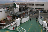 ferryboats in Messina to Italy mainland
