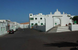 in town Teguise