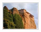 Roussanou Monastery