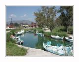 Canal near Githio
