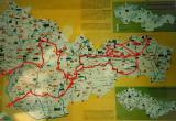 Slovakia Route 1993;