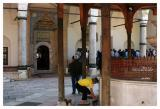 Cleaning,Gazi Husref-Bey mosque
