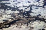 Wasserburg am Inn Fluss