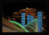 Monorail  between Bally and MGM,Las Vegas