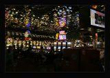 Harrahs Casino,ceiling reflections