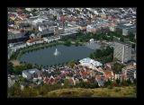 Bergen,from Floyen