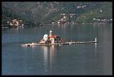 Sveti Đorđe Island at Fjord of Kotor