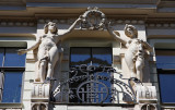 Art Nouveau Riga,Latvia