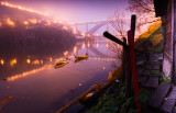 Ponte Luiz I e Rio Douro