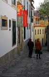A Rua D. Hugo