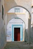 A small street in Kairouan