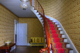 Entrance to Livingston-Backus House