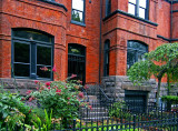 Brownstone In Foggy Bottom District