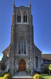 Frontal View Baker Church
