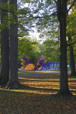Hamlin Park Playground; Before The Kids Get There
