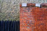 The Wall at Ft Niagara