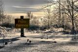 Piste Fermée_Closed trail