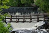 Le pont suspendu