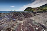 Formations rocheuses_plage de l'Ile au flacon