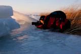 Le bon endroit pour photographier la glace_Best spot for ice photography