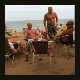 Muscle Beach in Barcelona