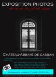 Macro Photographie Chateau Abbey de Cassan 2009