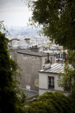 roofs in Montmartre