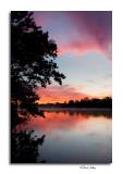 Sunrise, Heron Pond- Three Creeks Metro Park