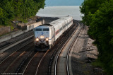 Metro North #861 at Dobbs Ferry, NY.
