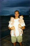 Brazil - Mark & Twin Babies