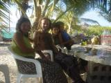 friends in Mahahual