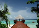 Maldives at sea level: heaven is a place on earth
