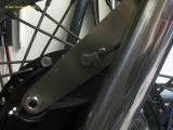 0727 New front brake torque arms and speed sensor