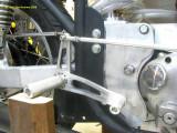 0755 Milled rear set shifter