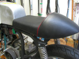 0825 Seat in place with new hold down system