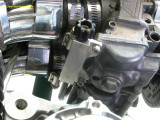 0871 Keihein clip to hold the idle adjuster