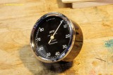 9896 Rev counter with powder coated shell