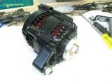 0958 Black alternator back together