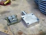 1000 Crankcase breather valve and housing