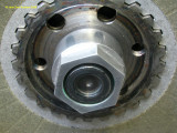 1027 Clutch rod oil seal and radial throwout bearig