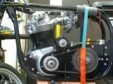 1102 Close up of engine