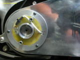 1161 New pickup rotor / spacer (not finished)