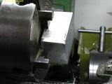 0232 making a manifold for Keihin FCR35 carburators