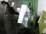 0234 making a manifold for Keihin FCR35 carburators