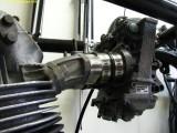 0244 making a manifold for Keihin FCR35 carburators