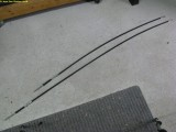 0481 Shortened front brake cables